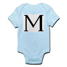 Mu (Greek) Infant Creeper