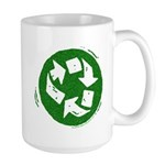Recycle Large Mug