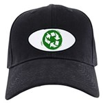 Recycle Black Cap