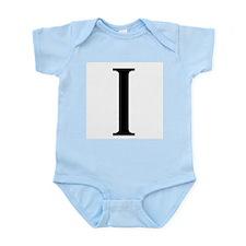 Iota (Greek) Infant Creeper