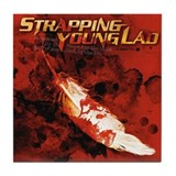 Strapping Young Lad Tile Coaster