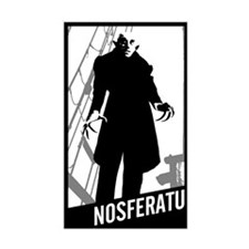 Nosferatu: Count Orlok Rectangle Decal