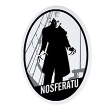 Nosferatu: Count Orlok Oval Ornament