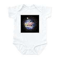 Earth liberation front Infant Bodysuit