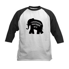 Conservative elephant Tee