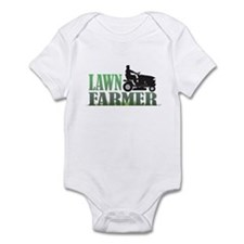 Lawn Farmer Infant Bodysuit
