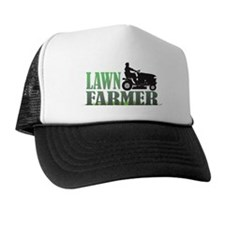 Lawn Farmer Trucker Hat