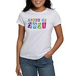 Colorful Class Of 2021 Women's T-Shirt