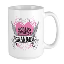 World's Greatest Grandma Mug