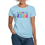 Colorful Class Of 2022 Women's Light T-Shirt
