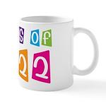 Colorful Class Of 2022 Mug