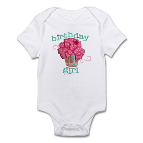 1st Birthday Infant Bodysuit