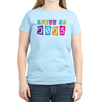 Whimsical Class Of 2023 Women's Light T-Shirt