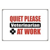 Veterinarian Work Banner