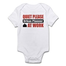 Urban Planner Work Infant Bodysuit