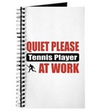 Tennis Player Work Journal