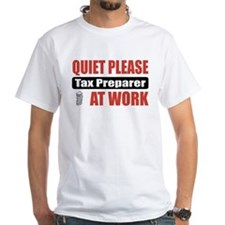 Tax Preparer Work Shirt