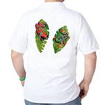Leaf Frogs Golf Shirt