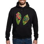 Leaf Frogs Hoodie (dark)