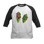 Leaf Frogs Kids Baseball Jersey