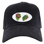 Leaf Frogs Black Cap