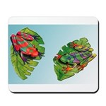 Leaf Frogs Mousepad