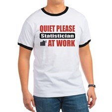 Statistician Work T