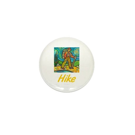 Hike Mini Button (10 pack)