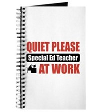 Special Ed Teacher Work Journal
