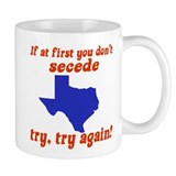 Secede Small Mug
