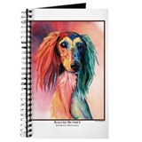 Saluki Sunset Painting Design Journal