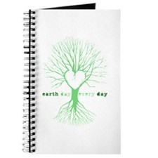 Cute Mother earth Journal