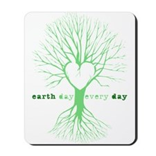 Cute Mother earth Mousepad