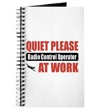 Radio Control Operator Work Journal