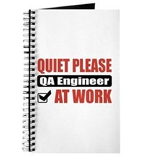 QA Engineer Work Journal