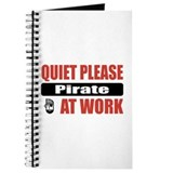 Pirate Work Journal