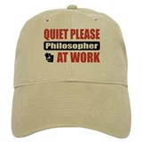 Philosopher Work Baseball Cap