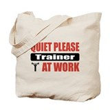 Trainer Work Tote Bag