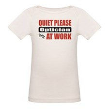 Optician Work Tee