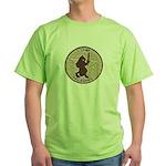 2/2 Military Police Paladins Green T-Shirt