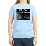 dillon south carolina - greatest place on earth Wo