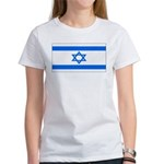 Israel Jewish Flag Women's T-Shirt