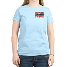 Medical Technologist Work T-Shirt