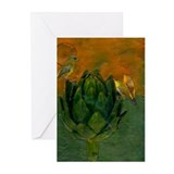 Unique Artichoke Greeting Cards (Pk of 10)