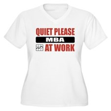 MBA Work T-Shirt