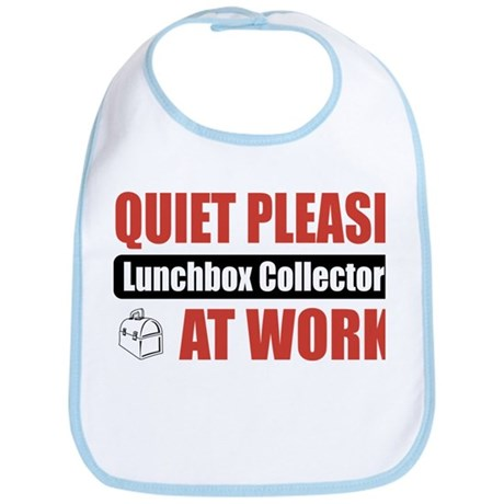 Lunchbox Collector Work Bib