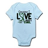 Needs A Cure 2 LIVER CANCER Onesie