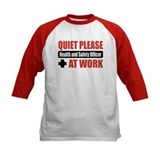 Health and Safety Officer Work Tee