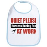 Harness Racing Fan Work Bib
