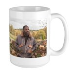 Philip Emeagwali's Large Coffee Mug